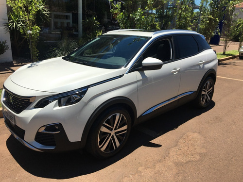 Peugeot 3008 Griffe 1.6 Thp 16v At6 Gas 5p