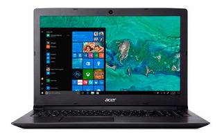 Notebook Acer 15.6 4 Gb 16 Gb Optane 1tb