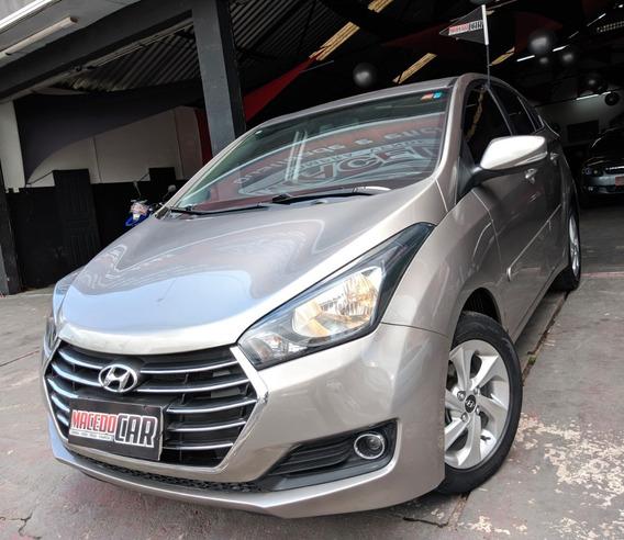 Hyundai Hb20s 1.6 Comfort Style Flex Aut. 4p 2016 Prata