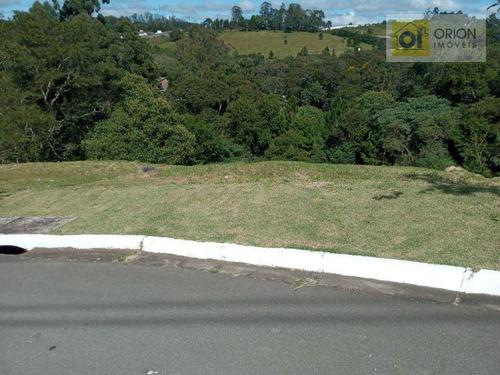Terreno À Venda, 639 M² Por R$ 295.000,00 - Quintas Do Ingaí - Santana De Parnaíba/sp - Te1247