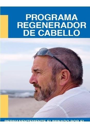 Programa Regenerador De Cabello De Jared Gates + 2 Bonus
