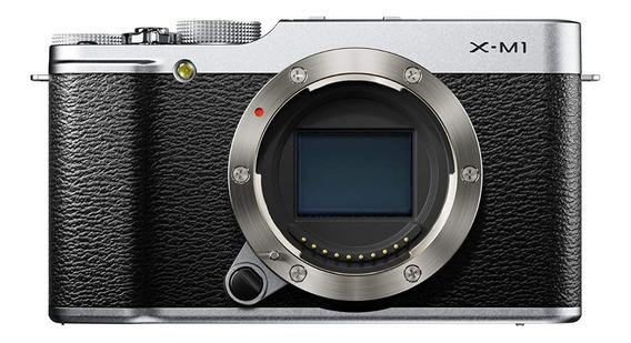 Câmera Fujifilm X M1 Xm1 Completa