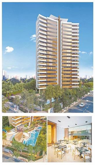 Apartamento Residencial À Venda, Dionisio Torres, Fortaleza. - Ap1351