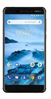 Nokia 61 2018 Android One Oreo Upgrade A Pie 32 Gb Single Si