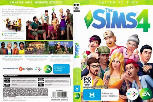 The Sims 4 Pc (midia Física)