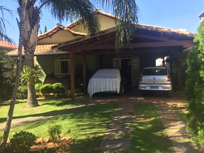Linda Casa Com Piscina E Sauna Bairro Arvoredo - 14546