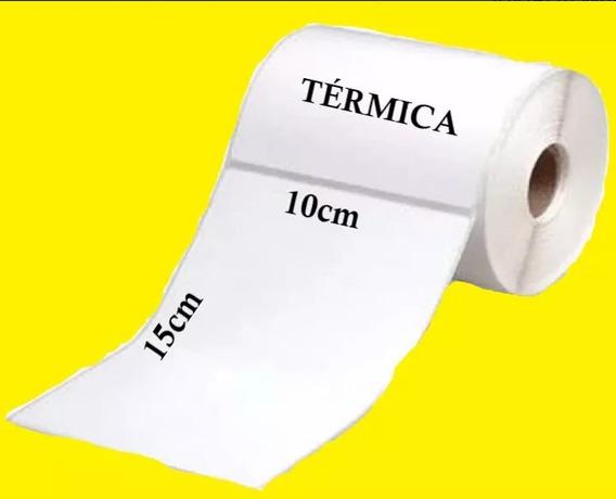 5.000 Etiquetas Térmicas 10x15cm Para Mercado Envios Sigep