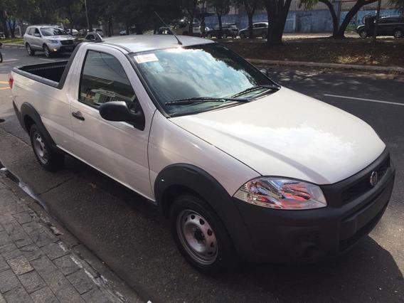 Fiat Strada Work Cs 1.4 0km Preço P/ Pj 12x 3955, Cartão