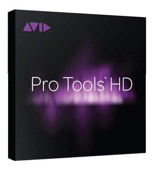 Avid Pro Tools Hd 12 Licença Perpétua + Ilok Original
