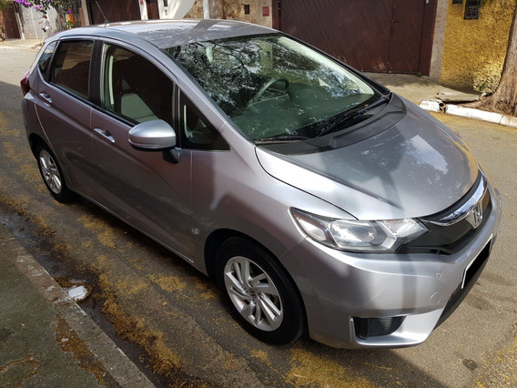 Honda Fit 1.5 Lx 2017 Flex Aut. 5p
