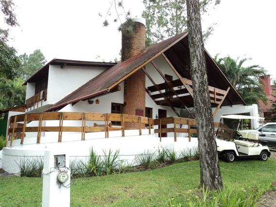 Villa Amueblada De Venta En Jarabacoa. Rmv-122
