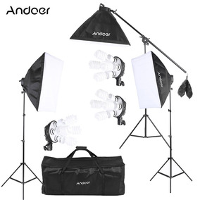 Andoer Estdio Photo Video Kit De Eu