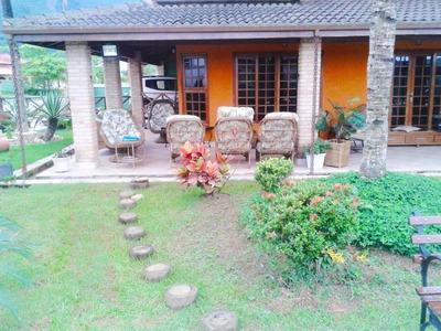 Casa Em Morada Da Praia, Bertioga/sp De 400m² 5 Quartos À Venda Por R$ 1.700.000,00 - Ca224431