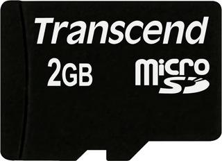 Memoria Micro Sd 2gb Transcend Industrial Mlc Ts2gusdc