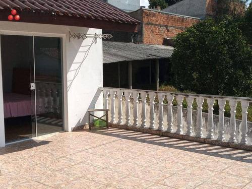Imagem 1 de 22 de Sobrado Com 3 Dormitórios À Venda, 80 M² Por R$ 325.000,00 - Bairro Alto - Curitiba/pr - So2571