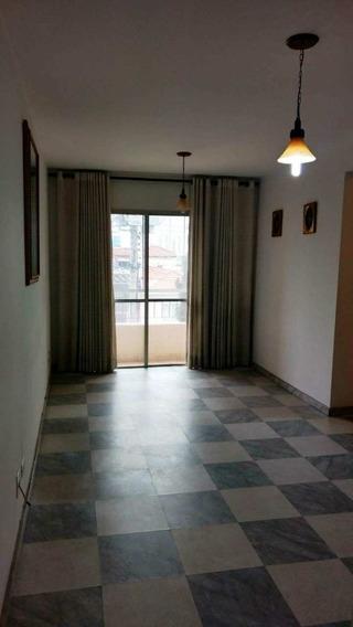 Apartamento Em Belém, São Paulo/sp De 72m² 3 Quartos À Venda Por R$ 400.000,00 - Ap298604