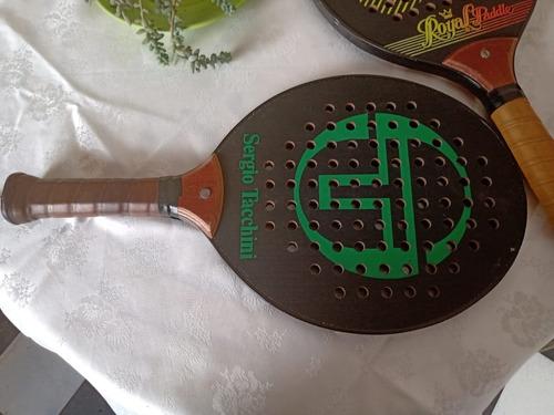 Paleta Paddle Sergio Tacchini