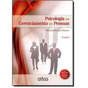 Livro Psicologia No Gerenciamento De Pessoas