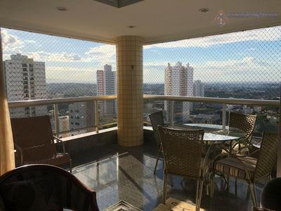 Apartamento Residencial À Venda, Bosque Da Saúde, Cuiabá. - Ap1200
