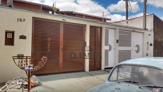 Casa Com 2 Dormitórios À Venda, 98 M² Por R$ 280.000 - Vila José Kallil Aun - Cosmópolis/sp - Ca12514
