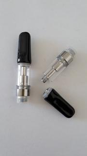 5 Tanque 0,5ml Atomizador Vape Vaporizador 510 Oleo E Juice