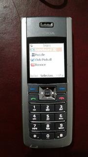 Celular Nokia 6235 - Com Carregador