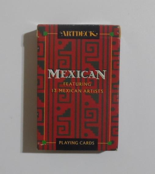 Cartas Artistas Mexicanos Artdeck Aristoplay