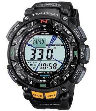 Relógio Casio Parhfinder Triple Senser Pag-240-1cr