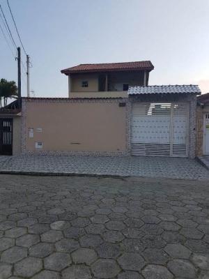 Casa Ficando Lado Praia 300m Do Mar Com 410m² Total 5285t