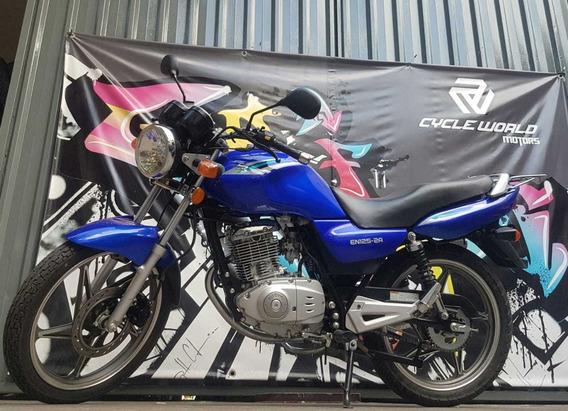Moto Suzuki En 125 0km 2016 Tenes Tiempo Hasta El 22/02