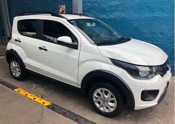 Fiat Mobi Financio Cuotas Fijas Anticipo $249.000 O Usado A-