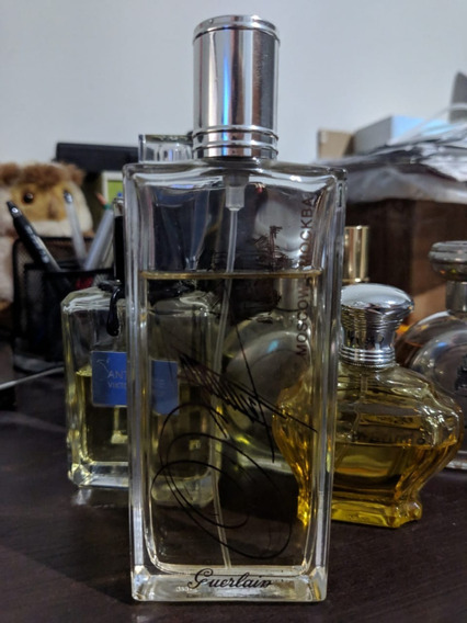 Perfume Guerlain Les Voyages Olfactifs Moscow- Descontinuado