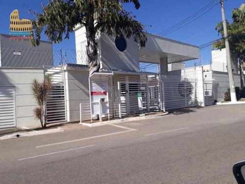 Imagem 1 de 21 de Casa Com 3 Dormitórios À Venda, 100 M² Por R$ 270.000 - Wanel Ville Iii - Sorocaba/sp - Ca0257