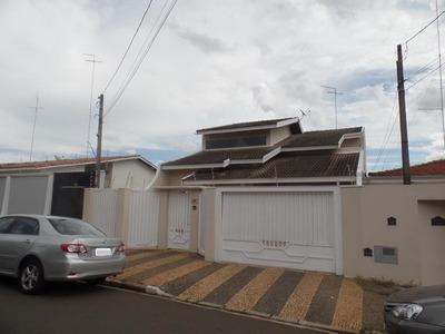 Excelente Casa Na Vila Bressani - Paulínia/sp - Ca2572