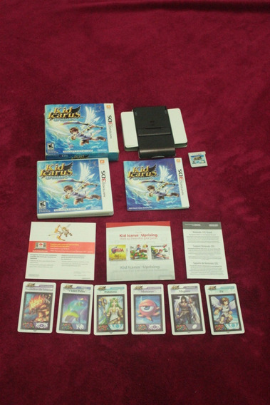 Kid Icarus Uprising Completo Nintendo 3ds