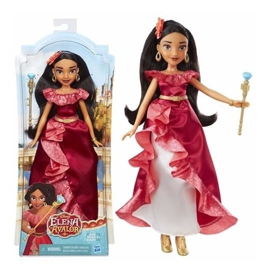 Elena De Avalor Boneca Princesa Elena De Avalor Original