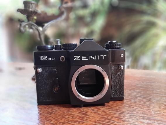 Câmera Antiga Zenit 12xp P Decoracao