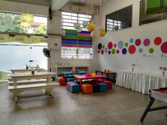 Fondo De Comercio Salón De Fiestas Infantiles