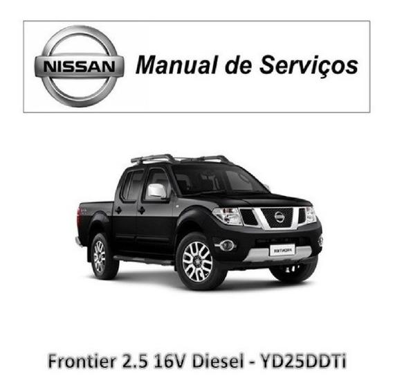 Manual De Serviços - Nissan Frontier 2.5 16v Diesel Pdf