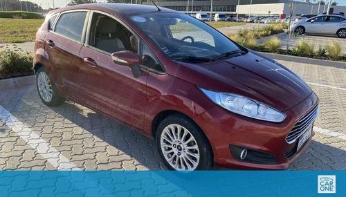 Ford Fiesta 1.6 16v Kinetic Se 1.6 2017