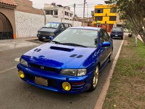 Subaru Impreza Gt (wrx)