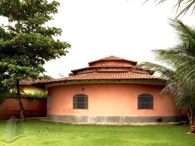 Casa Térrea Com 5 Dormitórios, 1 Suíte, 4 Vagas Para Vender No Bairro Costa Do Sol Em Bertioga - Imperius Imoveis - 2895