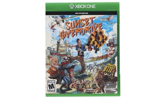 Sunset Overdrive Xbox One - Novo - Lacrado - Envio Rápido