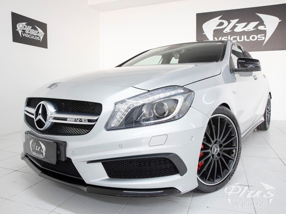 Mercedes-benz Classe A45 Amg 2.0 Turbo