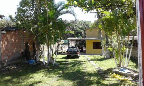 Chácara Na Praia -venda- Zona Rural Mongaguá-sp - Ref. 515