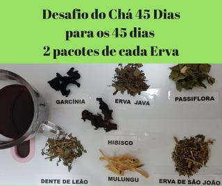 Desafio 45 Dias - Para 20 Dias + Cafe Verde 500mg 100 Caps