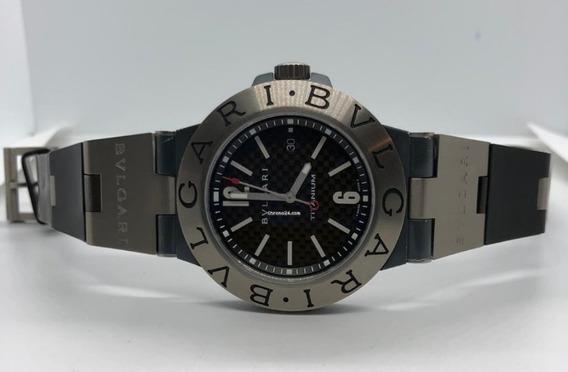 Relógio Bvlgari Titânio 44mm