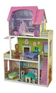 Casa De Muñecas De Kidkraft Florencia