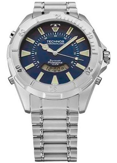 Relógio Technos Masculino T205fm/1a