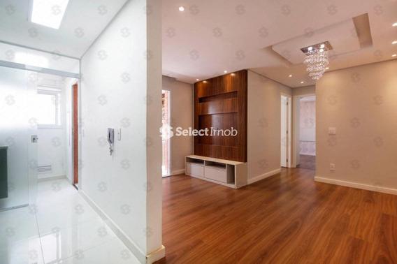 Apto. 52 M², 2 Dormitórios - Jardim Pedroso - Mauá/sp - Ap0187